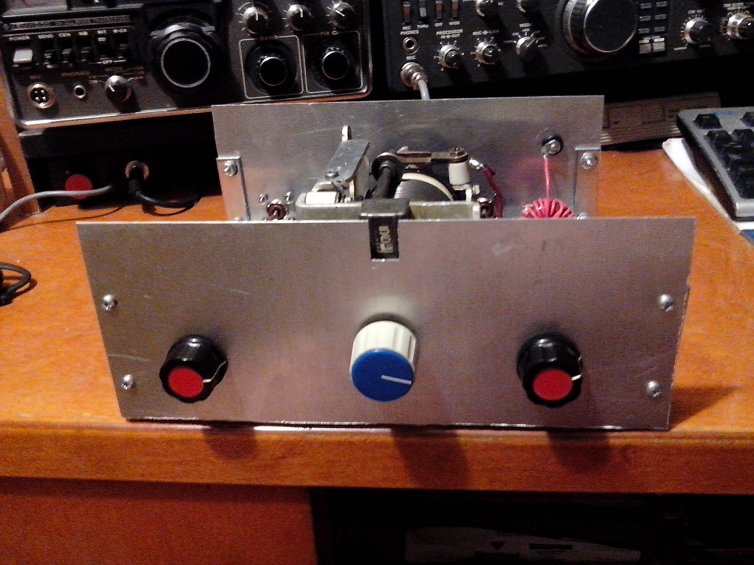 Picture of Manual Antenna Tuner for ARES Go-Kit